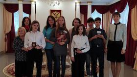 Юные коркинцы получили паспорта