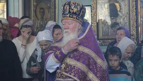Ушел из жизни отец Сергий