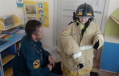 Безопасность дома, в школе, во дворе: сотрудники МЧС провели открытые уроки