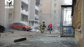 В центре Челябинска взорвалась кислородная станция