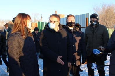 Коркино будет развиваться - уверен Алексей Текслер