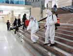 На вокзалах Челябинского региона ЮУЖД продолжают действовать противоэпидемические меры