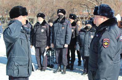 В ходе операции «Район» в Коркино задержали около сотни человек