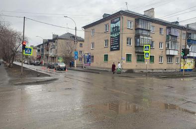 В Коркино водитель без прав сбил женщину