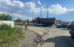 В Коркино в ДТП пострадал водитель легковушки